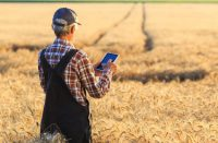 The future of quality control. Osram's new broadband infrared LED helps farmers plan the best time for harvest