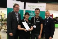 IHS 'Ready to Grow' horticultural LED grow lights named as Innovative New Product Winner at HTA National Plant Show